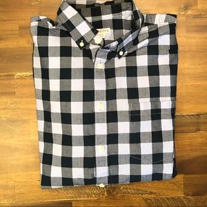 Merona button down long sleeve shirt